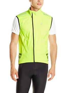 Pearl Izumi Men's Elite Barrier Vest (Screaming Yellow, Medium)