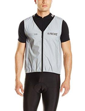 Proviz Reflect360 Unisex Vest, Fully Reflective, Large