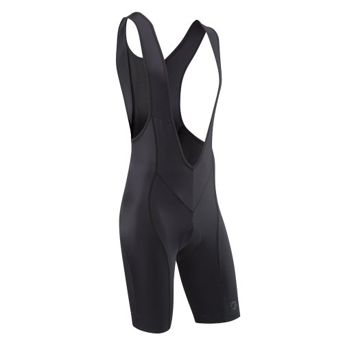 Tenn Mens Bib Front Cycling Shorts with Professional Moulded Pad