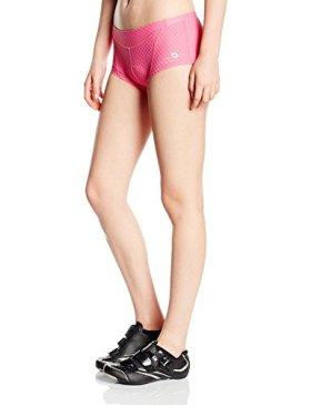 Baleaf Women's 3D Padded Coolmax Bicycle Cycling Underwear Shorts, Black, XS