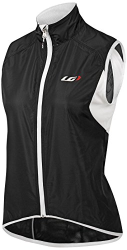 Louis Garneau Nova Women's Vest Black/White, M