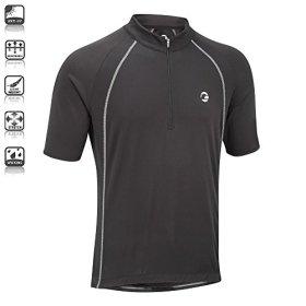 Tenn Sprint Short Sleeve Cycling Jersey Black XL