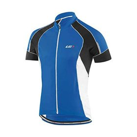 Louis Garneau Men's Lemmon Vent Cycling Jersey, Royal, X-Large