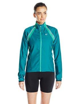 Pearl Izumi – Ride Women's Elite Barrier Convert Jacket, Small, Deep Lake