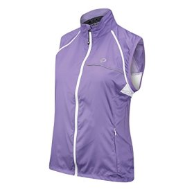 Pearl Izumi Women's W Barrier Convert Jacket, Purple Haze, Medium