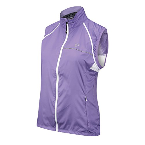 Pearl Izumi Women's W Barrier Convert Jacket, Purple Haze, Medium