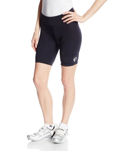 Pearl Izumi Women's W Elite Inrcool Shorts, Black, Medium