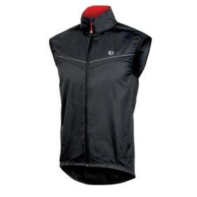 Pearl Izumi Men's Elite Barrier Vest (Black/ Black, X-Large)