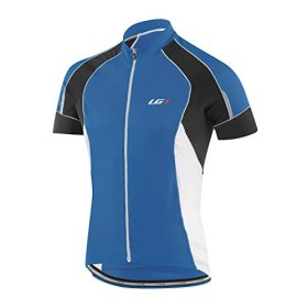 Louis Garneau Lemmon Vent Jersey – Short-Sleeve – Men's Royal, M
