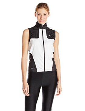 Pearl Izumi – Ride Women's Elite Barrier Vest, Black/White, Small