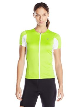 Pearl Izumi – Ride Women's Select Jersey, Screaming Yellow, Medium