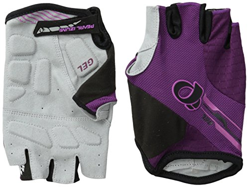 Pearl Izumi – Ride Women's Elite Gel Gloves, Dark Purple, Medium