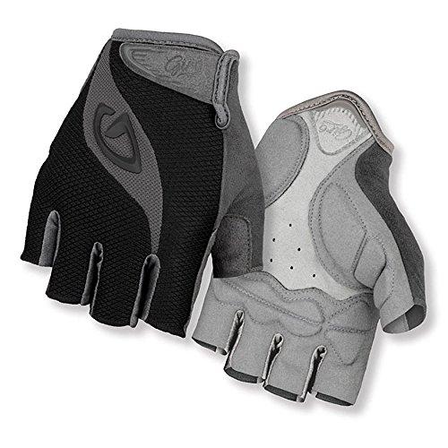 Giro Women's Tessa Gloves, Black/Charcoal, Large