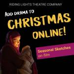 Add Drama to Christmas Online Sketches