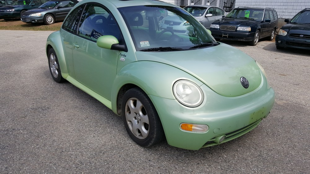 medium resolution of 2002 vw new beetle 1 8t inspection included