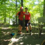 Virginia Mountain Bike Trail Part 1: I am So…Hosed