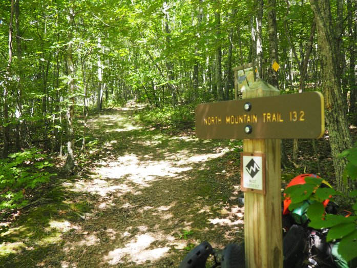 Norht Mountain Trail
