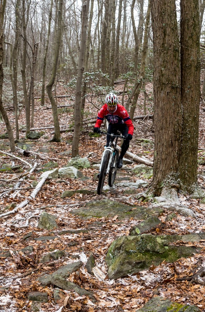 mountain biking frederick