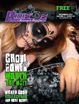 Ridin On Magazine October 2017