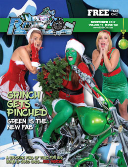 Ridin On Magazine December 2017
