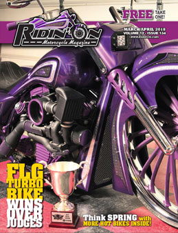 Ridin On Magazine April 2018