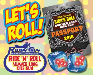 Ride 'N' Roll Event