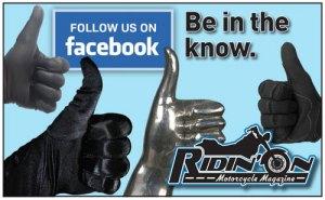 Ridin On Facebook