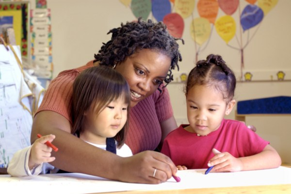 Preschool Teacher of the Year nomination ends today