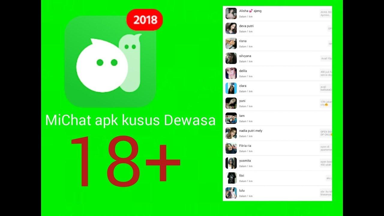 3 Cara Mencari Teman Chatting di MiChat – Belajar… Tumbuh… Berbagi