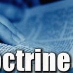 Doktrin, Dogma, dan Keimanan