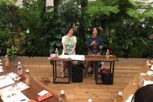 POLA talkers table皆川公美子×青木 理恵【シアワセのコミュニティ作り】