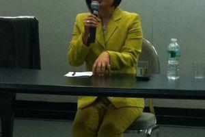 女性実業家の会、MOMAのレストランThe Modern