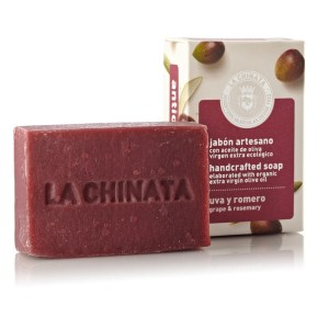 La Chinata gydomasis vynuogių ir rozmarinų muilas rankoms 100 g