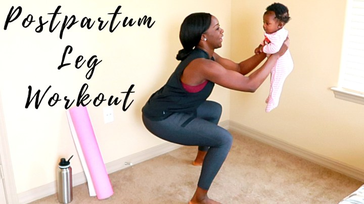 Mommy & Me Workout (YT video)