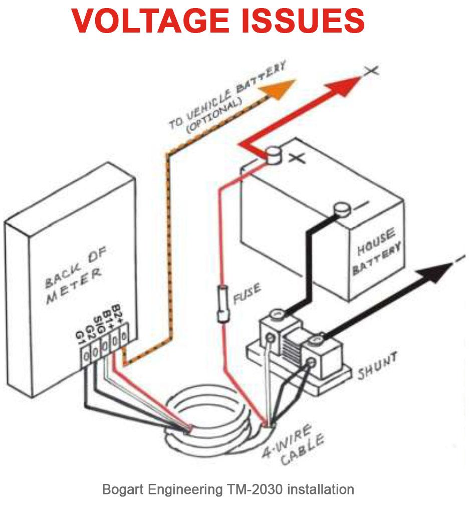 medium resolution of how are shunt resistors installed