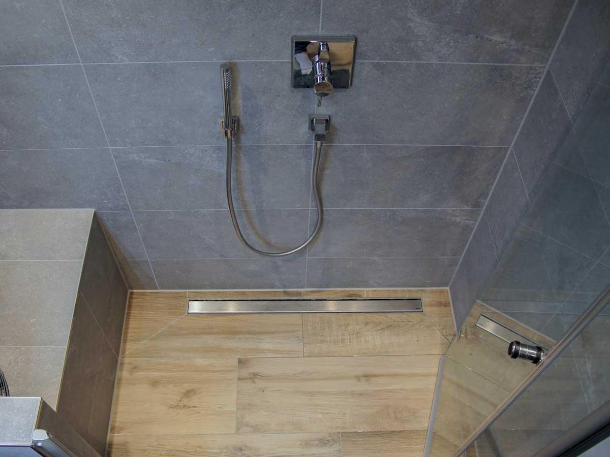 Begehbare Dusche 28