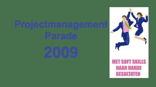 Project management parade 2009