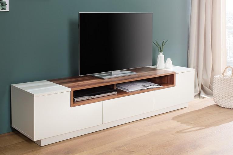 Tv Lowboard Holz Massiv