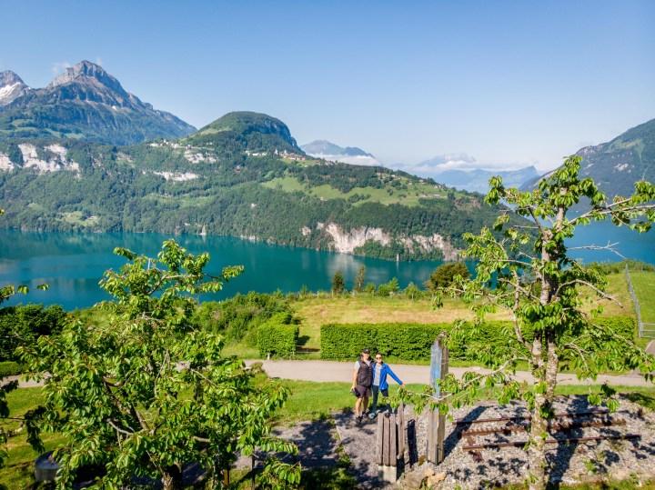 riexploring lake lucerne (1 of 1)