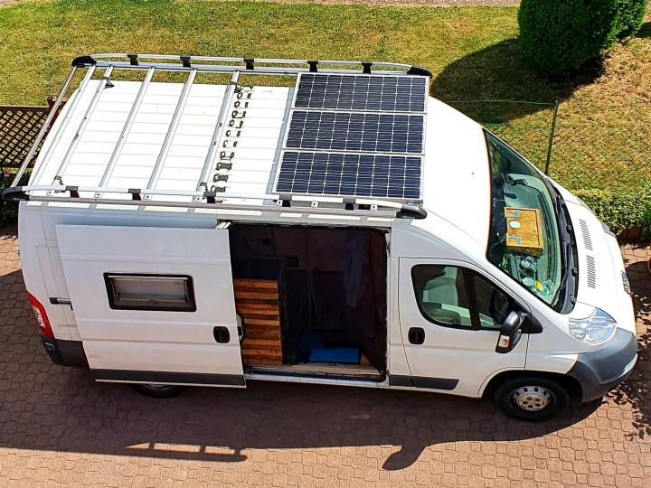diy solar power 300w