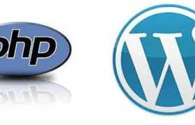 Running php in WordPress