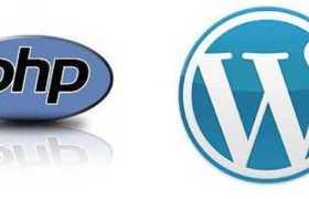 Running php in WordPress