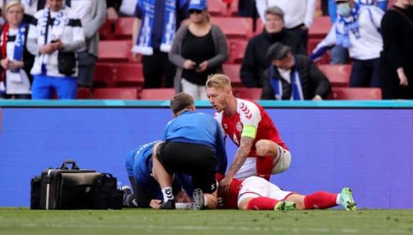 طبيب يشرح تفاصيل ماحصل مع لاعب المنتخب الدنمارك.. فارق الحياة لدقائق
