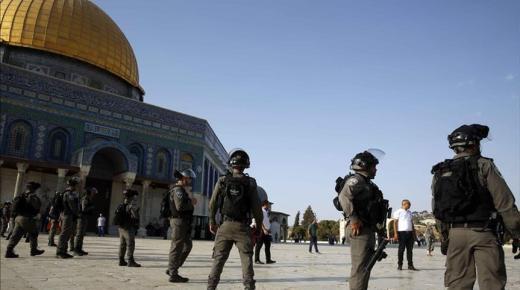 في يوم الجمعة.. الاحتلال الإسرائيلي يمنع المصلين من الوصول للمسجد الأقصى