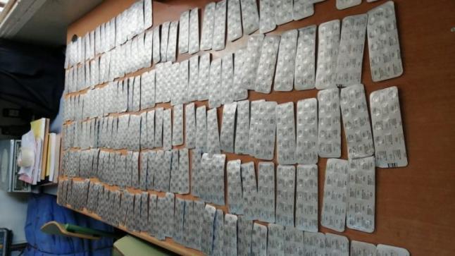 إحباط تهريب 19.200 قرص مخدر بميناء طنجة المتوسط