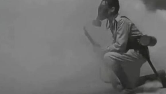 شريط وثائقي اسباني يثبت تورط مدريد في استعمال العازات الكيماوية السامة بمنطقة الريف