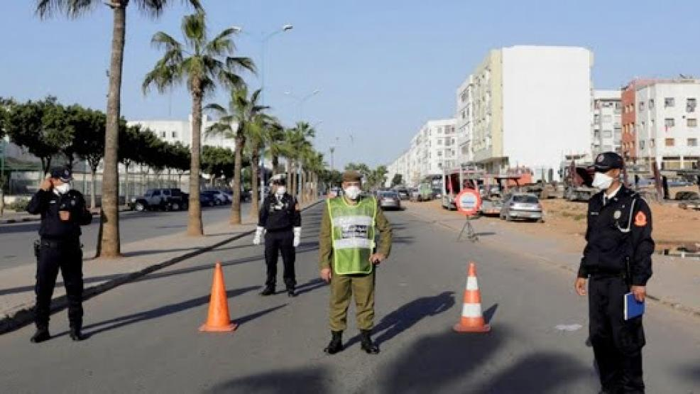 السلطات تمنع حافلات المسافرين القادمة من المناطق الموبوءة من دخول الناظور