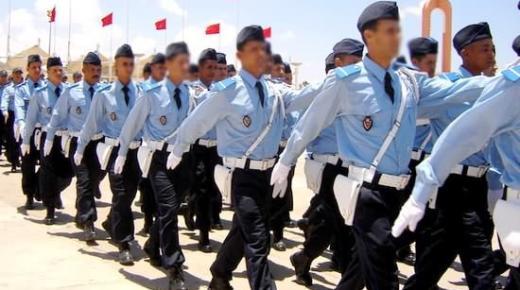 المديرية العامة للأمن الوطني: مباريات لتوظيف 1400 حارس أمن و245 مفتش شرطة