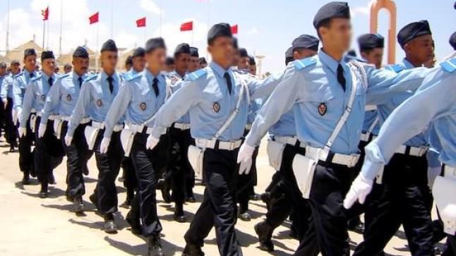 مديرية الأمن تعلن عن مبارة لتوظيف أزيد من 2400 شرطي