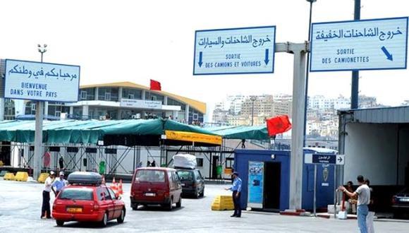 إدارة ميناء طنجة تضرب بالمبادرة الملكية عرض الحائط